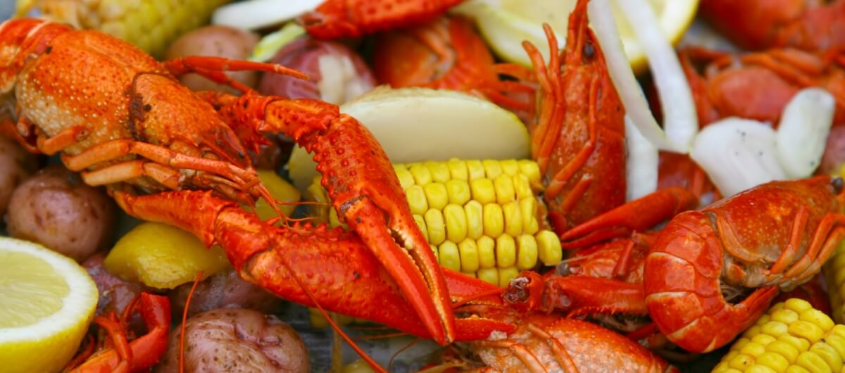 Shane S Seafood Bbq It S The Cajun Thing To Do